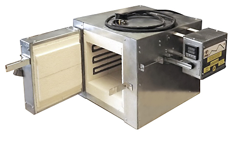 Programmable Wax Burnout kiln
