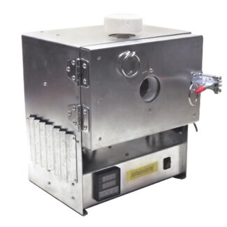Universal table top electrical muffle kiln 1