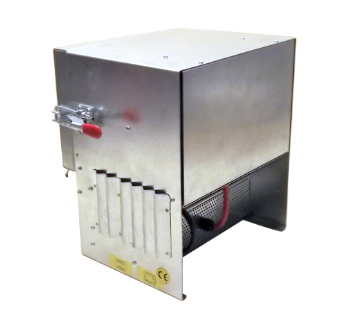Universal table top electrical muffle kiln 2