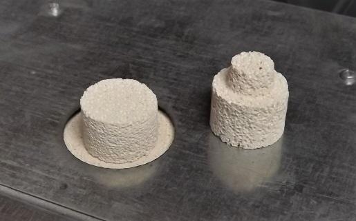 cone muffle plug