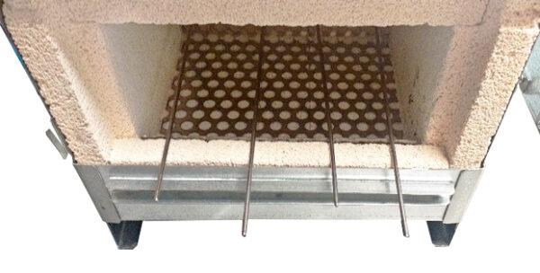 bead door lampwork kiln for glass 5