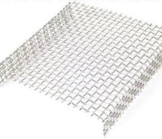 Stainless Steel Mesh Rack